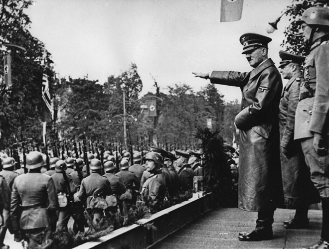 [Ảnh] Lo ngại về xung đột ngay trong lễ kỷ niệm 80 năm nổ ra Thế chiến II ảnh 17