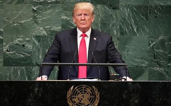 Tổng thống Mỹ Donald Trump cùng 37 nguyên thủ đăng ký phát biểu tại Đại hội đồng Liên hợp quốc