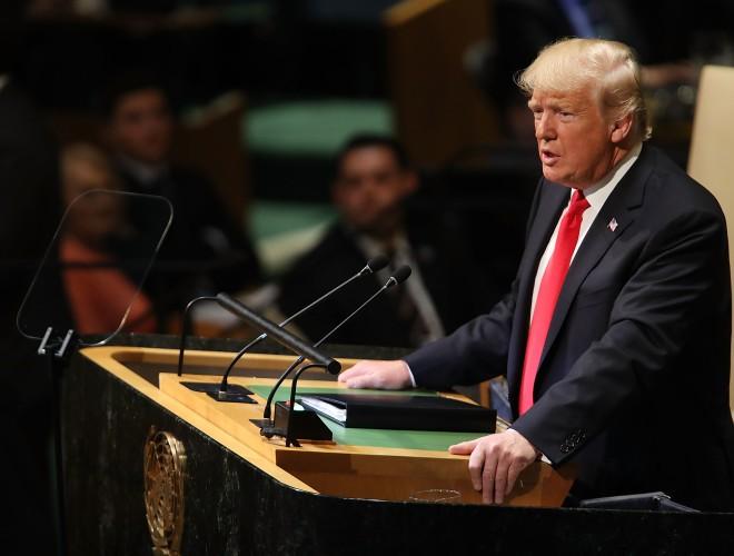 """Những câu nói """"đầy sức nặng"""" của Tổng thống Mỹ tại Đại hội đồng Liên hợp quốc ảnh 3"""