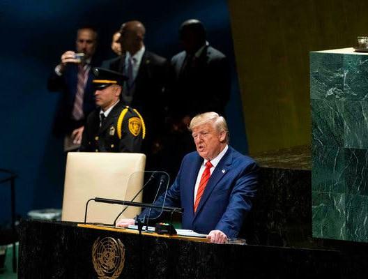 """Những câu nói """"đầy sức nặng"""" của Tổng thống Mỹ tại Đại hội đồng Liên hợp quốc ảnh 4"""