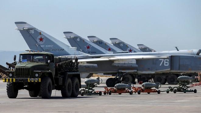 Nga cải tạo quy mô lớn căn cứ không quân chiến lược Khmeimim ở Syria