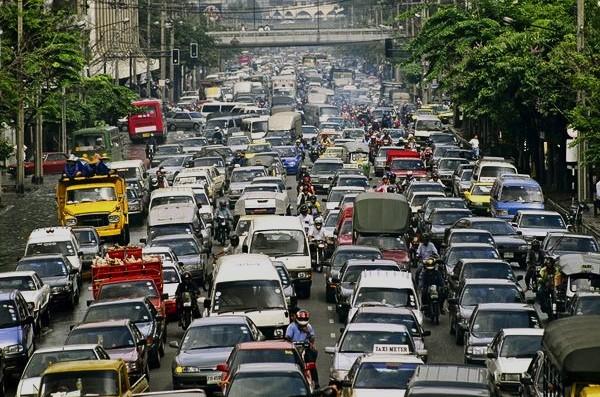 Thủ tướng Thái Lan cân nhắc di dời Thủ đô vì tắc nghẽn giao thông