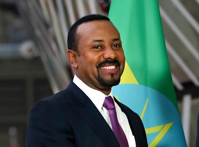 Giải Nobel Hòa bình 2019 vinh danh Thủ tướng Ethiopia Abiy Ahmed Ali