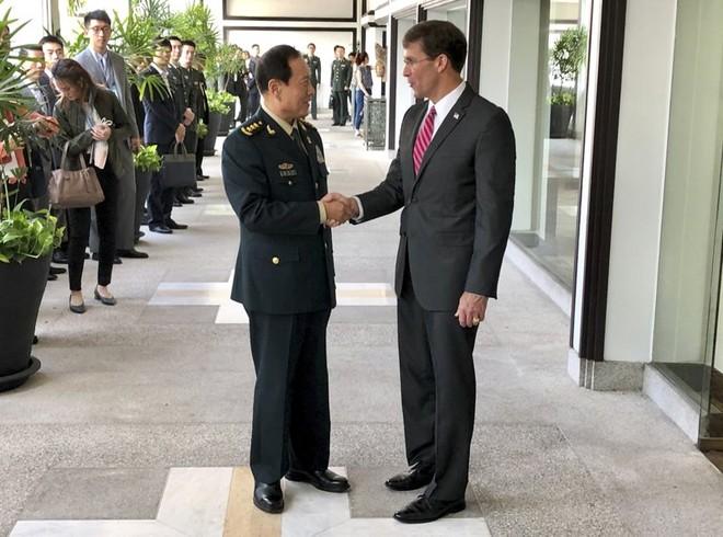 Bộ trưởng Quốc phòng Mỹ và Trung Quốc gặp nhau ngày 18-11 tại Bangkok, Thái Lan