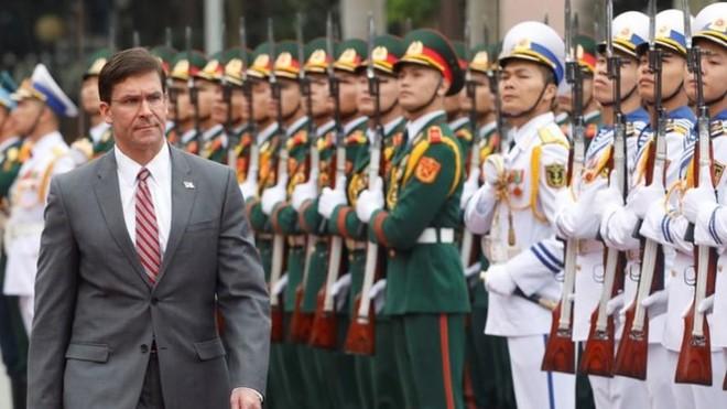 Thông tin thêm về chuyến thăm của Bộ trưởng Quốc phòng Mỹ tới Việt Nam