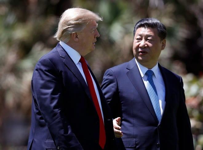 Tổng thống Mỹ cho biết ông ký luật về Hồng Kông vì tôn trọng Chủ tịch Trung Quốc Tập Cận Bình