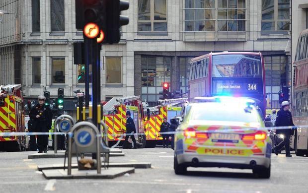 Nghi phạm vụ tấn công ở cầu London mới ra tù tháng 12-2018 vì tội khủng bố