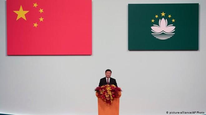 Chủ tịch Trung Quốc: Không cho phép 'thế lực nước ngoài' can thiệp vào Hồng Kông, Macau