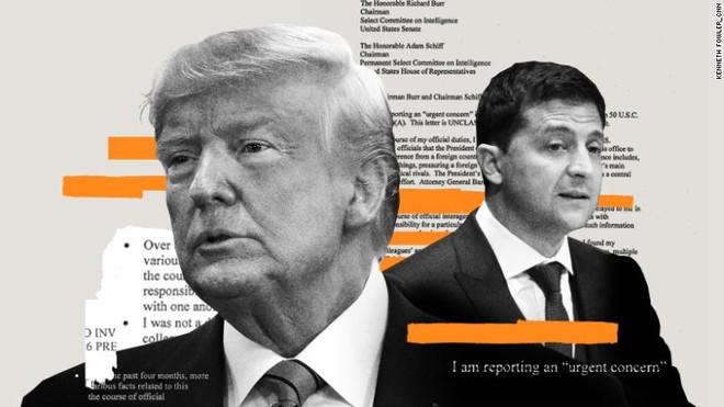 Mỹ đóng băng viện trợ cho Ukraine chỉ 91 phút sau cuộc gọi giữa ông Trump với ông Zelensky