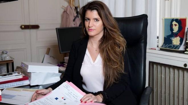 Nữ Bộ trưởng Pháp bức xúc vì không thể gỡ hết hình ảnh dung tục trên internet