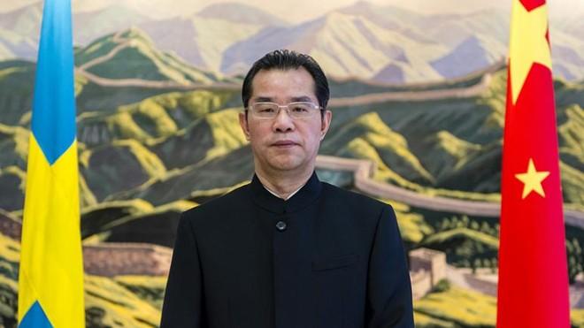 Thụy Điển triệu Đại sứ Trung Quốc vì phát biểu thiếu thiện chí