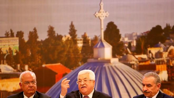 """Tổng thống Palestine: """"Jerusalem không phải để bán"""""""