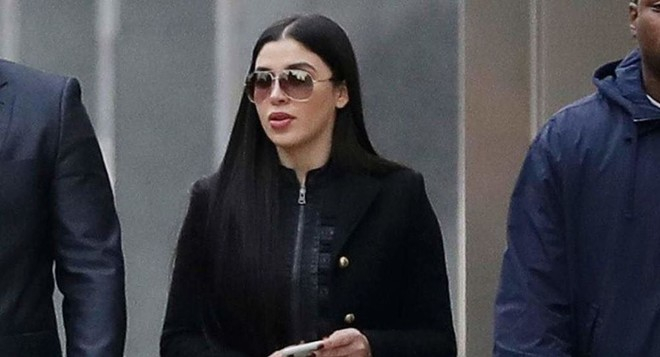 """Cựu hoa hậu, vợ của trùm ma túy El Chapo tái xuất sau 6 tháng """"mất tích"""""""