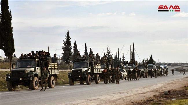 Lần đầu tiên sau 4 năm, quân đội Syria chiếm được vùng chiến lược ở Aleppo