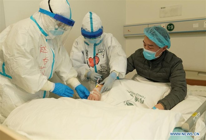 Bệnh nhân Covid-19 ở Vũ Hán tử vong sau 5 ngày xuất viện