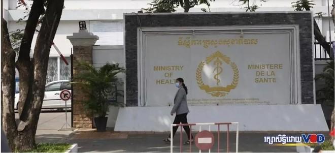 Campuchia phát hiện ca Covid-19 mới là một phụ nữ Anh nhập cảnh từ Việt Nam