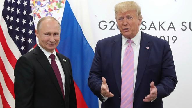 Tổng thống Putin chấm điểm 3/5 cho quan hệ Mỹ-Nga