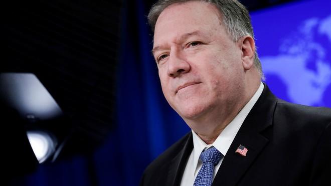 Ngoại trưởng Mike Pompeo phản đối Trung Quốc đổ lỗi cho Mỹ về nguồn gốc Covid-19 ảnh 1