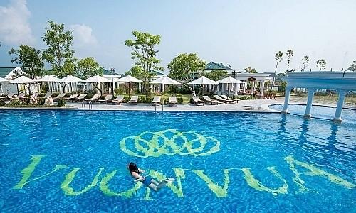 Dự án Vườn Vua Resort & Villas đã góp phần thay đổi diện mạo, thúc đẩy phát triển du lịch tại huyện Thanh Thủy (Phú Thọ)