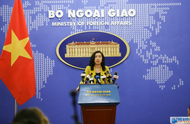 Phản ứng của Việt Nam về Báo cáo Nhân quyền thường niên của Mỹ năm 2019