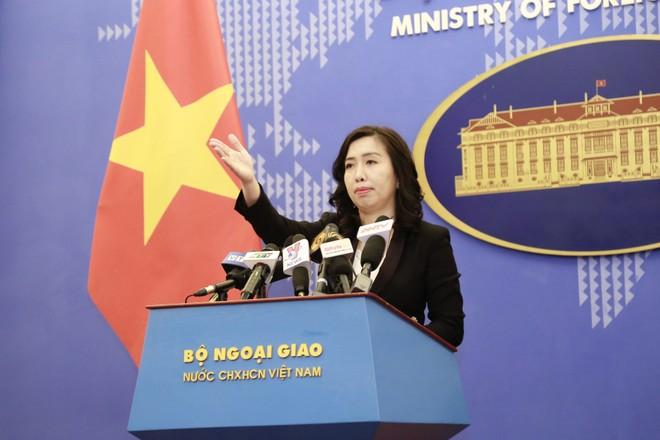 Yêu cầu Trung Quốc xử lý nghiêm vụ tàu hải cảnh đâm chìm tàu cá Việt Nam