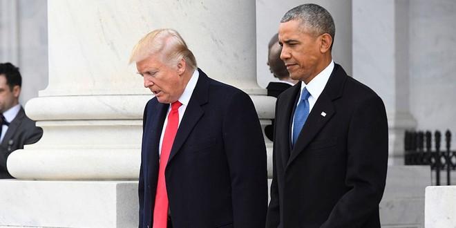 Ông Donald Trump từ chối dựng chân dung người tiền nhiệm Obama tại Nhà Trắng