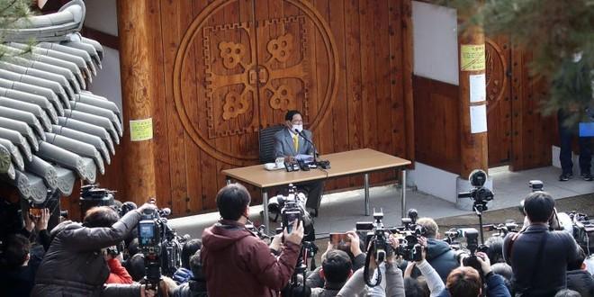 Giáo hội Nhà thờ Shincheonji bị kiện đòi bồi thường 82 triệu USD