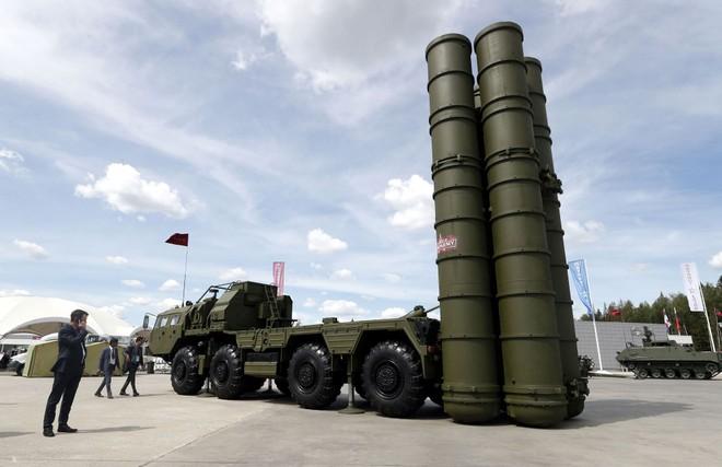 Thổ Nhĩ Kỳ không thể bán lại S-400 mà không có sự đồng ý của Nga