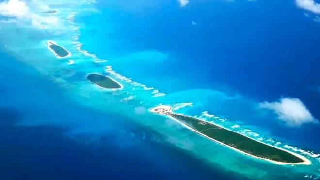 Trung Quốc tập trận tại khu vực quần đảo Hoàng Sa vốn thuộc chủ quyền của Việt Nam