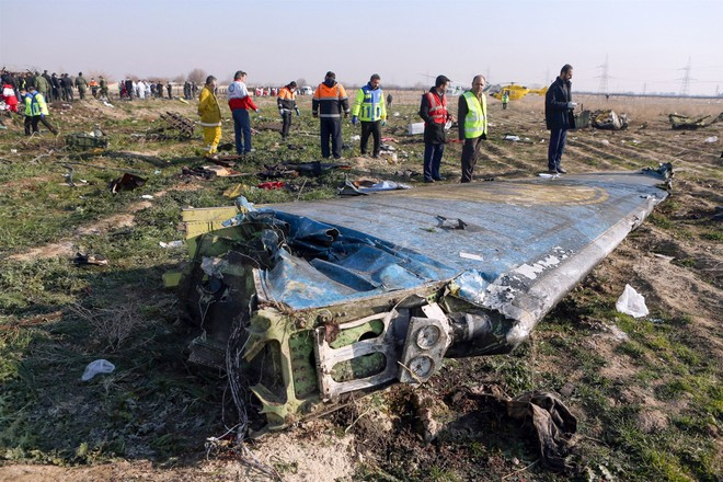 Iran chấp thuận bồi thường cho các nạn nhân vụ bắn nhầm máy bay Ukraine