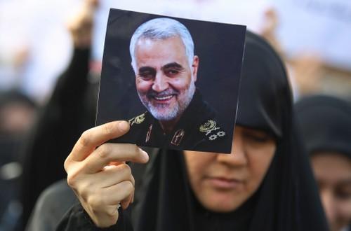 """Iran: """"Vụ ám sát tướng Soleimani là món quà lớn nhất của Mỹ cho chủ nghĩa khủng bố"""""""