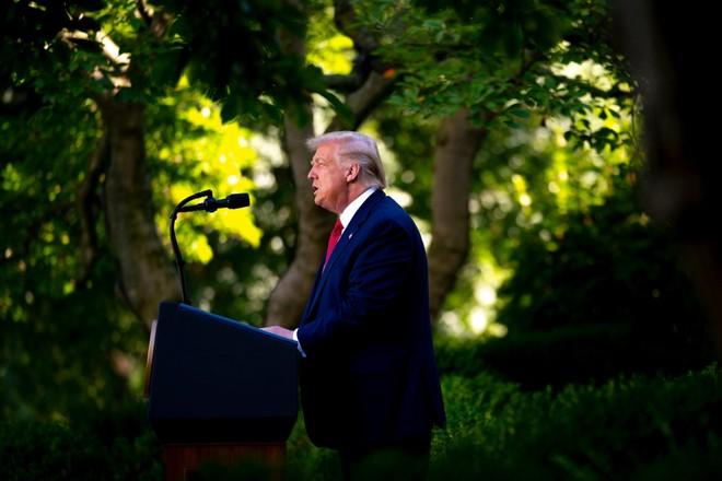 Tổng thống Mỹ ký sắc lệnh chấm dứt ưu đãi thương mại với Hồng Kông