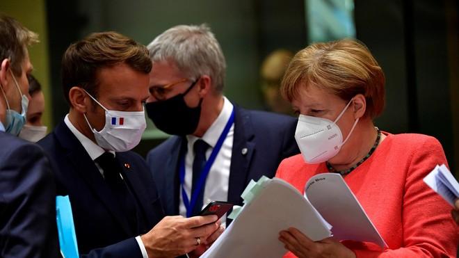 """Liên minh châu Âu """"chốt"""" gói kích thích kinh tế 750 tỷ euro sau đại dịch Covid-19"""