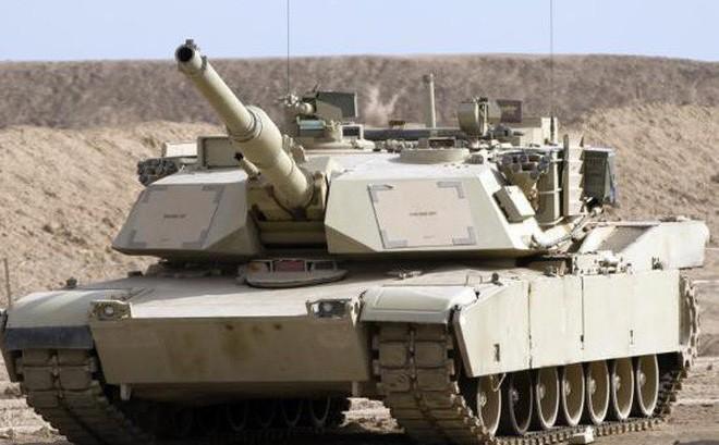 Quân đội Mỹ điều tra vụ xe tăng M1A2 Abrams bắn nhầm trong tập trận