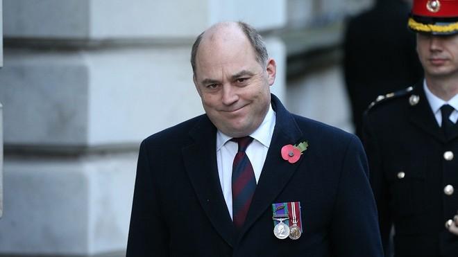 """Lá thư """"chưa có tiền lệ"""" của Bộ trưởng Quốc phòng Anh gửi Quốc hội Mỹ"""