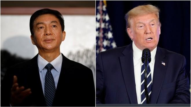 Quan chức Trung Quốc chế nhạo Tổng thống Mỹ về lệnh trừng phạt mới
