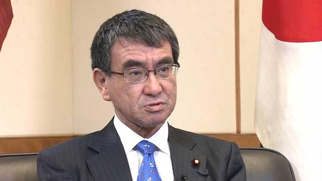 Bộ trưởng Quốc phòng Nhật Bản: Trung Quốc có thể phải 'trả giá đắt' vì thay đổi hiện trạng Biển Đông