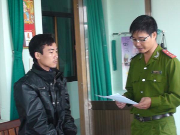 Nguyễn Thanh Hòa cầm đầu nhóm thanh niên hành hung dân, đập phá tài sản nhà dân.