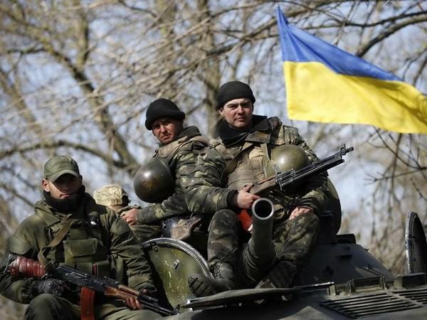 Thỏa thuận ngừng bắn giữa các lực lượng Ukraine và phe ly bị phá vỡ sau vài giờ đồng hồ