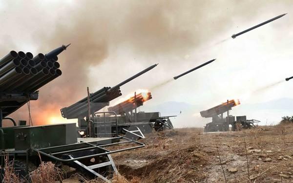 Triều Tiên chuẩn bị sẵn sàng cho chiến tranh