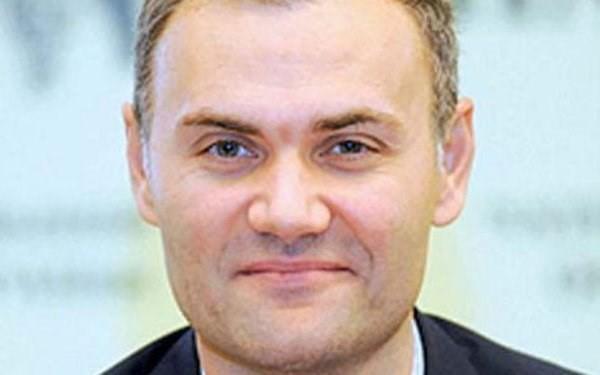 Cựu Bộ trưởng Tài chính Ukraine Yuri Kolobov
