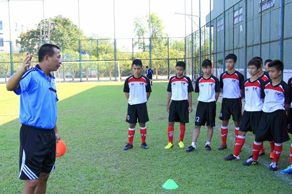 Cơ hội trở thanh cầu thủ chuyên nghiệp đẳng cấp quốc tế ảnh 2