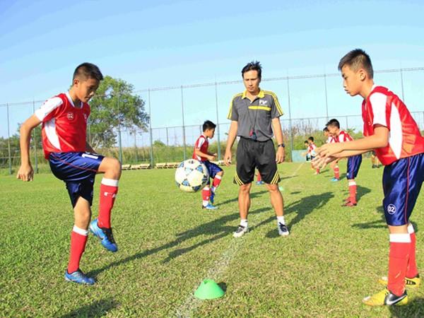 Cơ hội trở thanh cầu thủ chuyên nghiệp đẳng cấp quốc tế ảnh 1