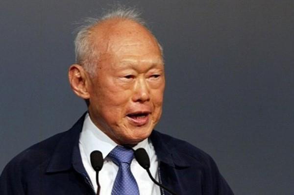 Cựu Thủ tướng Singapore - Lý Quang Diệu