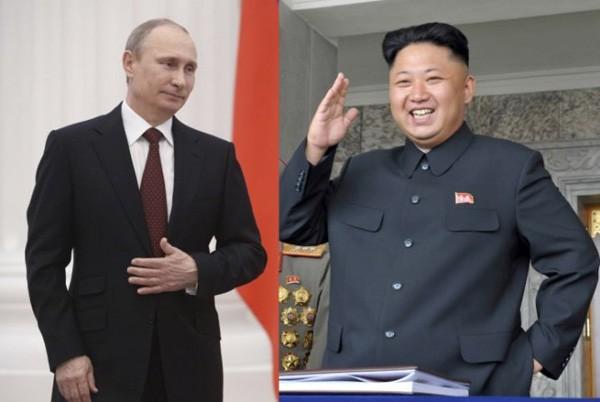 Mối quan hệ giữa Nga và Triều Tiên đã cải thiện, từ những năm 2000