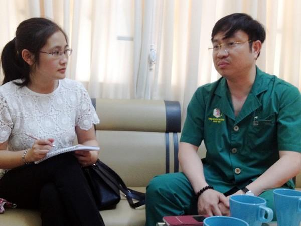 Lương y Phùng Tuấn Giang: Tôi chưa bao giờ khẳng định đã chữa khỏi bệnh ung thư ảnh 3