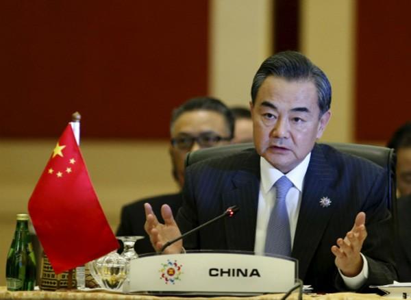 Bộ trưởng Ngoại giao Trung Quốc Vương Nghị