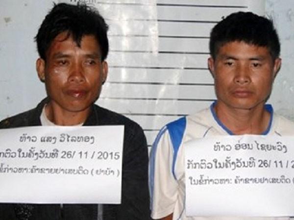 Chặn đứng vụ vận chuyển hàng chục nghìn viên ma túy từ Lào về Việt Nam ảnh 1