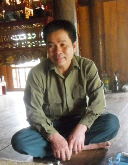 Ông Lang Mường- Bùi Văn Khuê