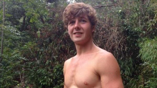 Chàng phượt thủ người Anh thiệt mạng trên đường leo Fansipan. Ảnh: Facebook.